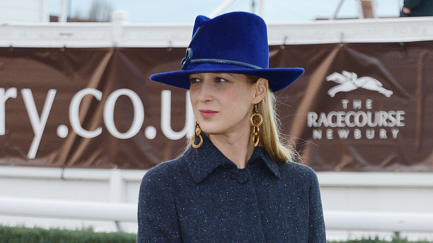 Lady Gabriella Windsor at the Hennessy Gold Cup in December 2012. (Photo: Rex Features via AP Images)