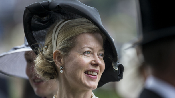 Lady Helen Taylor at the Royal Ascot in 2013. (Photo: Rex Features via AP Images)
