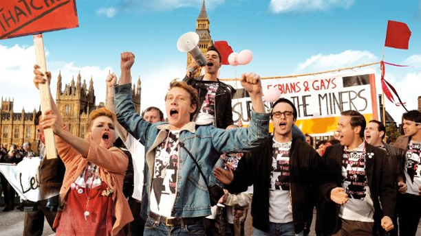 A still from 'Pride' (Photo: Nicola Dove)