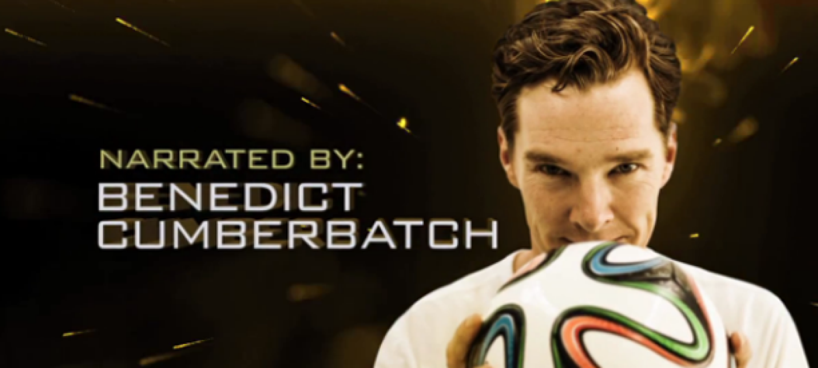 Benedict Cumberbatch, World Cup