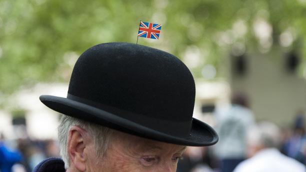 A British Icon (Pic: Rex Features via AP Images)