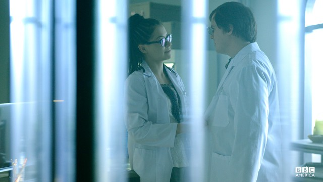 Cosima reveals to Scott that she is 324B21.