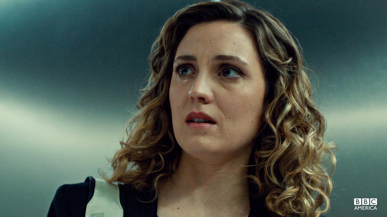 Rachel transfers Delphine to Frankfurt.