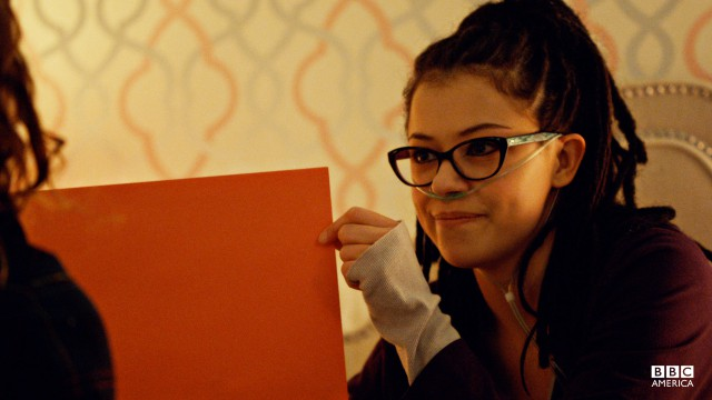 Cosima and Kira win science.