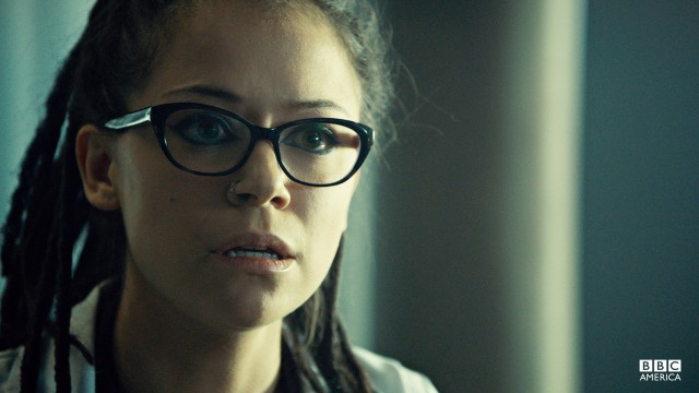 "Cosima is furious with Delphine. ""This is my lab, my body. I'm the science, GET OUT."""