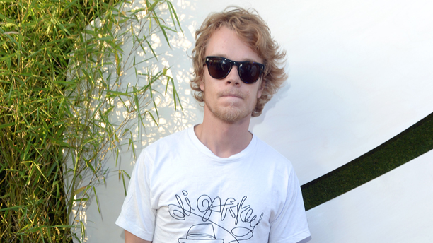 Alfie Allen in the VIP Lounge at Barclaycard presents British Summer Time in Hyde Park, London, on Saturday July 13, 2013. (Photo by Jon Furniss/Invision/AP Images)
