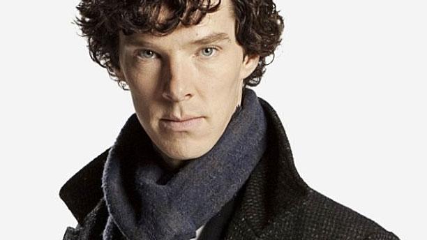 Benedict Cumberbatch as Sherlock in 'Sherlock' (Pic: BBC)