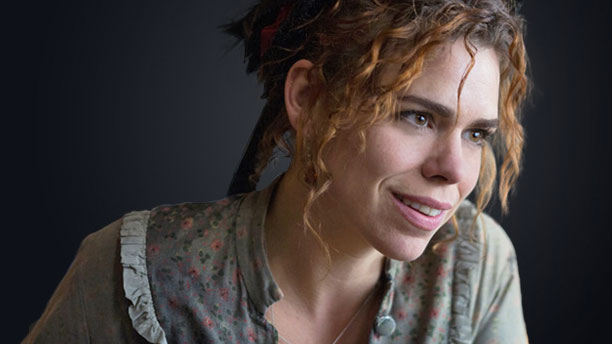 Billie Piper in 'Penny Dreadful' (Pic: