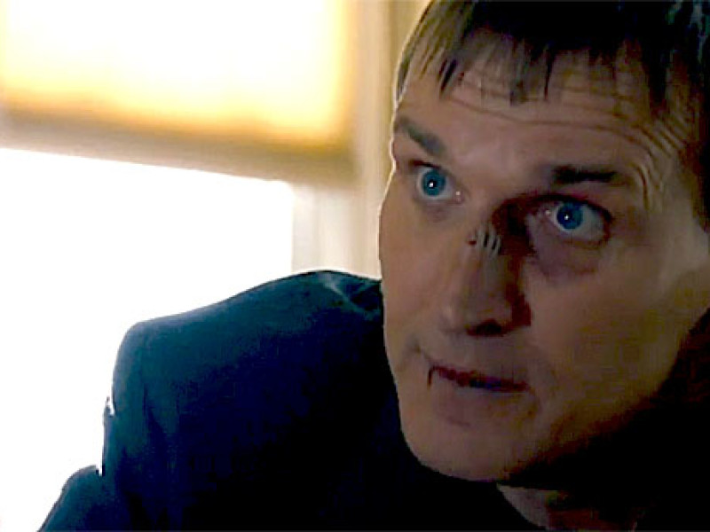 Christopher Eccleston  in 'The Leftovers'