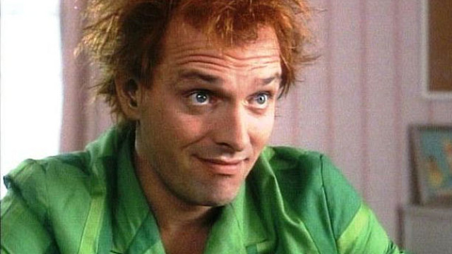 Rik Mayall in 'Drop Dead Fred'