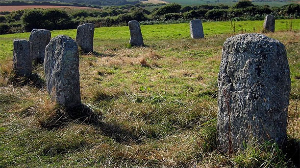The Merry Maidens stone circle (Pic: Wikipedia)