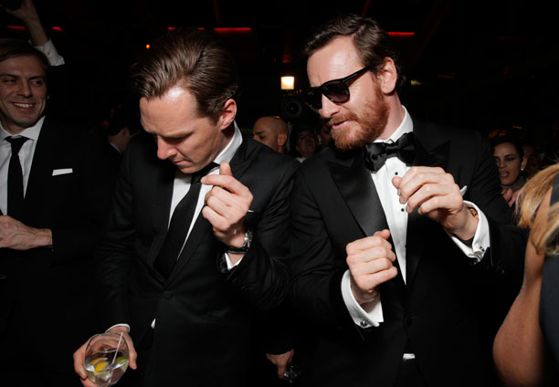 We all wish we were invited to this Golden Globe after party. (Todd Williamson/Invision for FOX Broadcasting Company/AP Images)