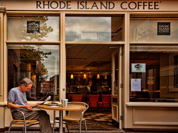 (Rhode Island Coffee)