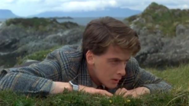 Peter Capaldi in 'Local Hero'