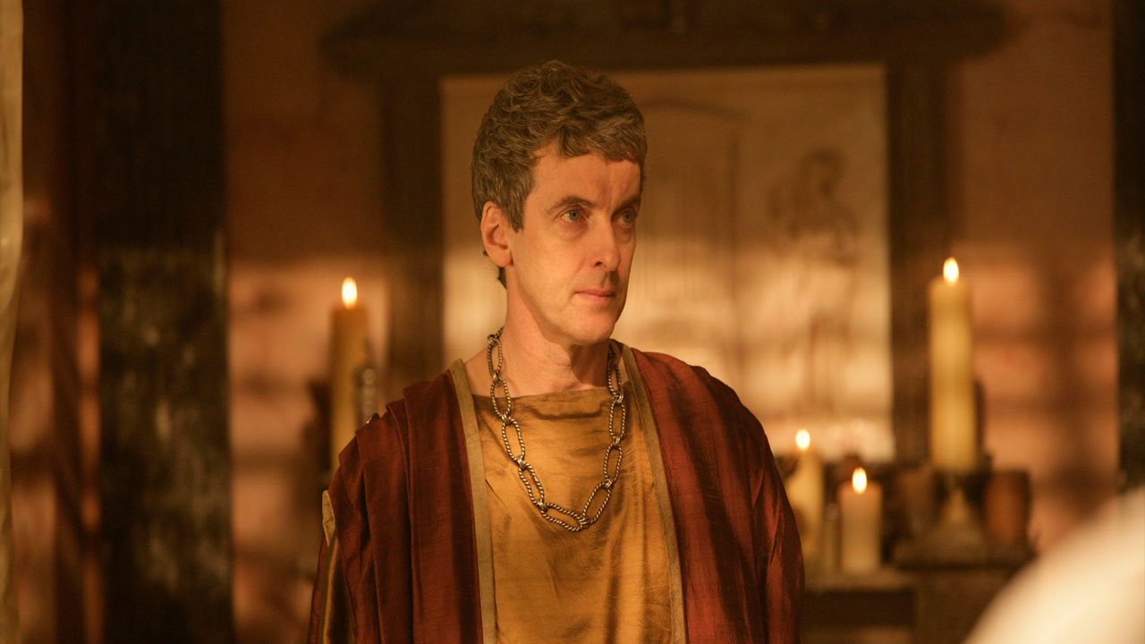 2008: Doctor Who Capaldi made his first appearance on Doctor Who in Season 4 as Lucius Caecillus Ivcundus in The Fires of Pompeii episode. Foreshadowing much? He was meant to be the Doctor!