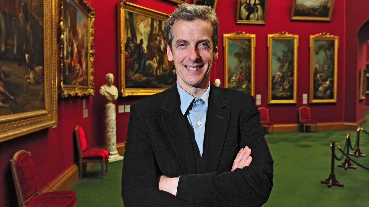 Peter Capaldi Through The Years Bbc America