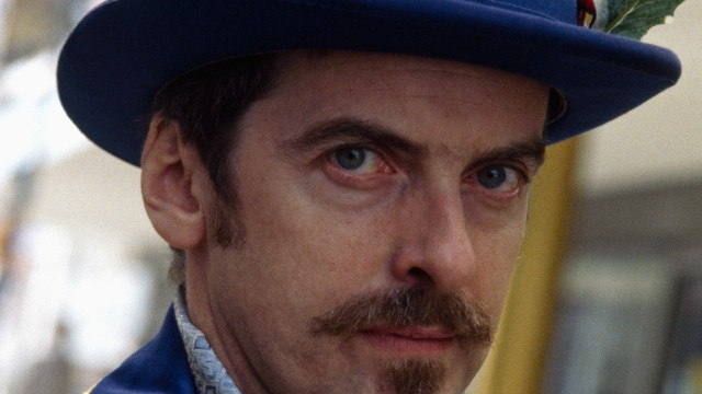 1999: Greatest Show in the World In the TV movie The Greatest Show in the World, Capaldi plays doorman Brian. This is first time we see Peter rock his beloved 'stache-goatee combo, which is fitting for his character's nickname, Mr. Whiskers.