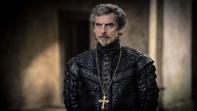 2014:The Musketeers In this modern take on the Dumas classic, Capaldi plays Cardinal Richelieu, Chief Minister of Louis XIII.
