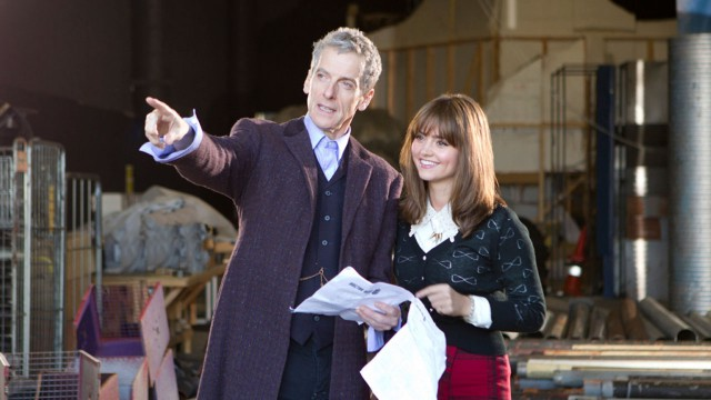 2014: Doctor Who Capaldi as the Twelfth Doctor. Sunday, August 23rd. BBC America. Tune in. A long journey has lead Capaldi here and we couldn't be more excited!