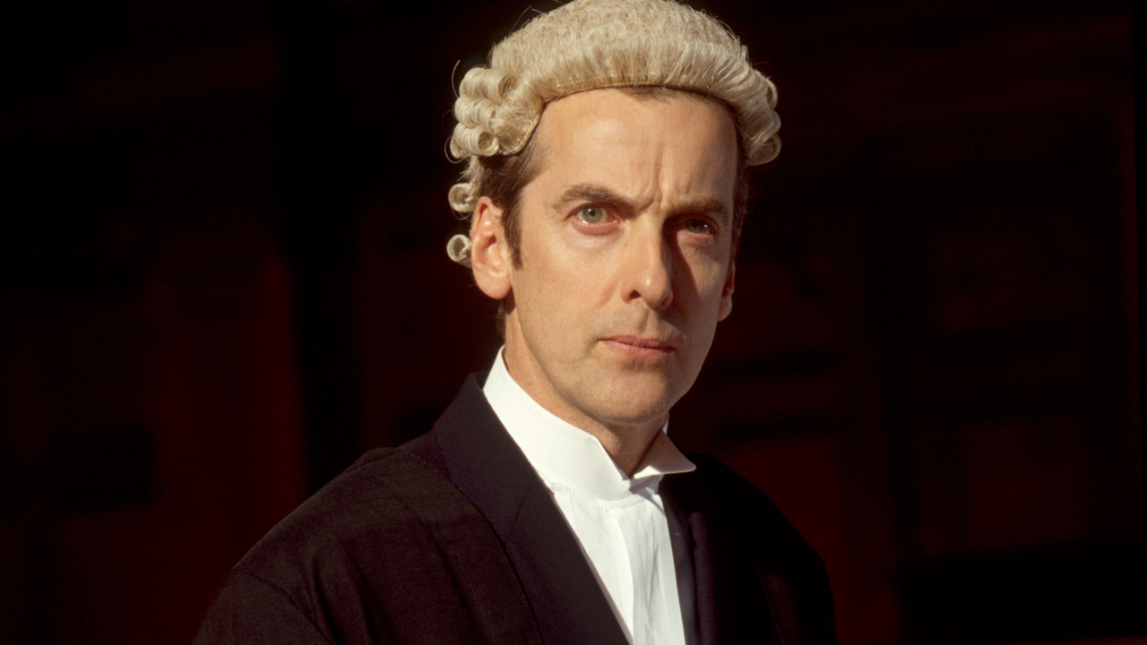 2004: Passer By Wigs are back as Capaldi portrays a defense barrister in Passer By.