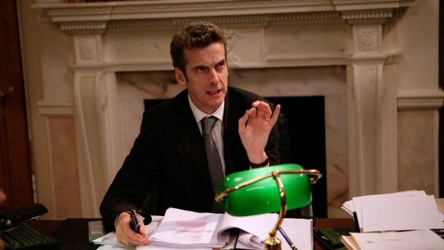 2007: Thick of It: Winter Special In one of his best known roles to date, Capaldi played spin doctor Malcolm Tucker in this satire about British government from 2005-2012. His role earned him two British Comedy Awards, a BAFTA and inspired a film spin-off entitled In the Loop.