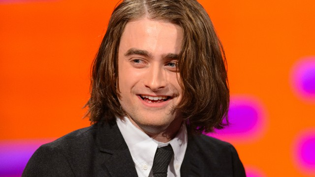 DANIEL RADCLIFFE 5 Appearances If someone asked you who Graham's youngest returning guest is, chances are you might not have any trouble guessing Daniel Radcliffe. However, even though the first Harry Potter film was released in 2001, the now-adult actor only made his first visit in 2010.