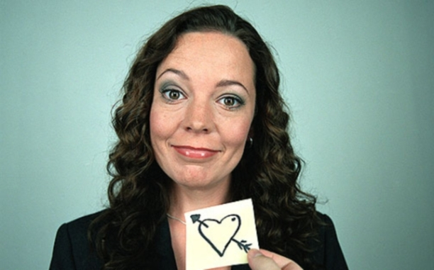 Olivia Colman in 'Peep Show' (Channel 4 / Objective Productions)