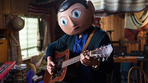 Michael Fassbender as Frank. (Photo: Magnolia/Film4)