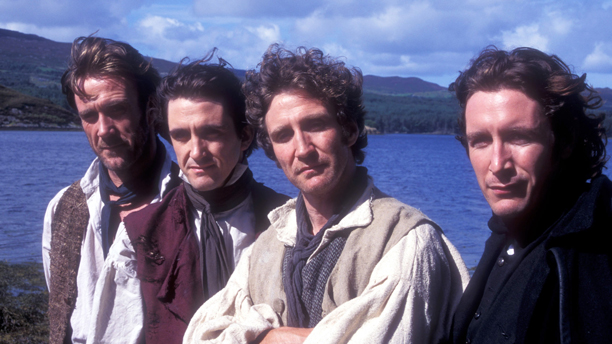 The McGann brothers in 'The Hanging Gale.' (Photo: BBC)