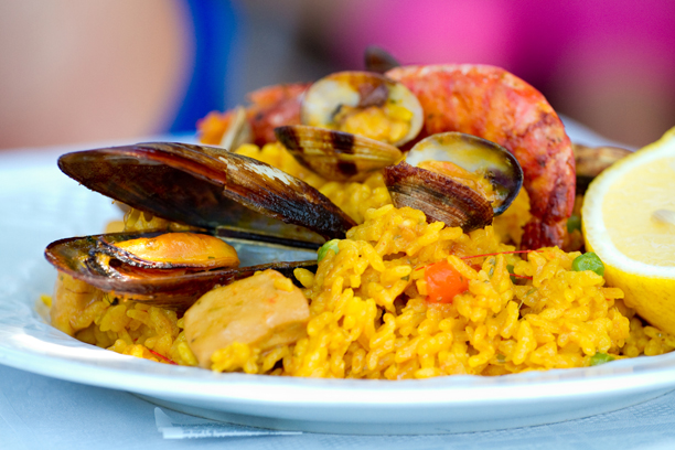 Paella. (Photo: Fotolia)