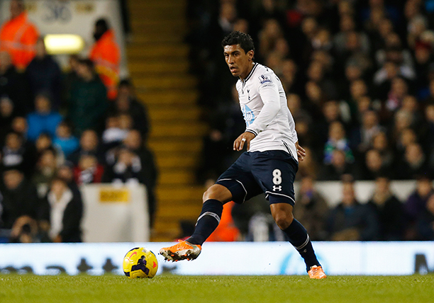 Paulinho. (Photo: AP /Sang Tan)