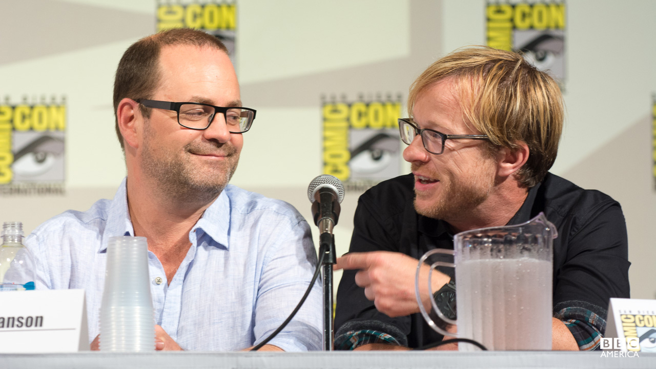 "During the panel, co-creators John Fawcett and Graeme Manson revealed it's possible we haven't seen the last of Beth Childs, a clone who killed herself in the series premiere. ""Nothing is off the table,"" Graeme told fans. ""I think there's a chance that there's a twist on Beth that we don't know quite yet."""
