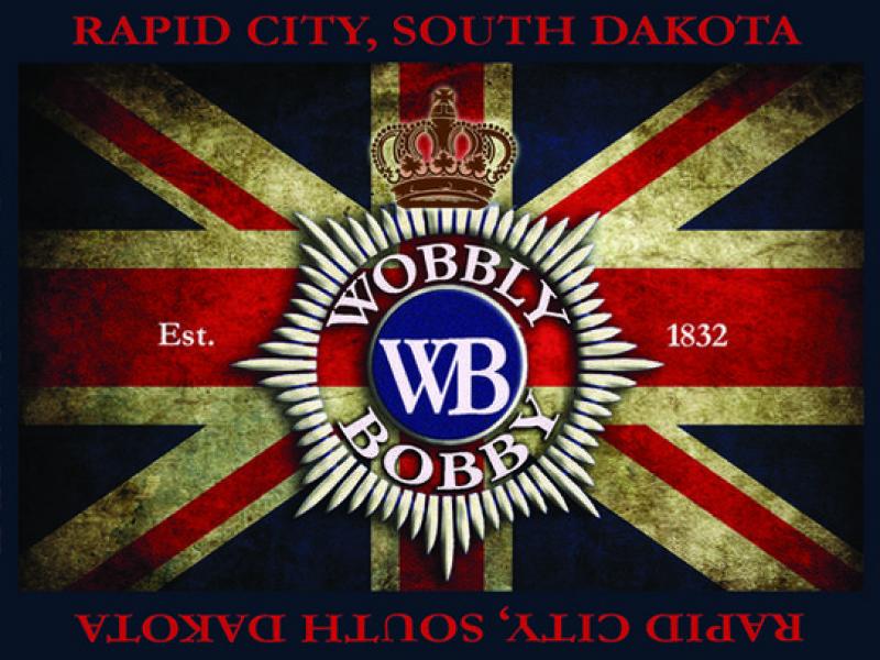 Wobbly Bobby British Pub