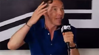 Benedict Cumberbach Comic-Con