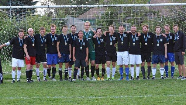 Champions! (Bozeman Soccer)