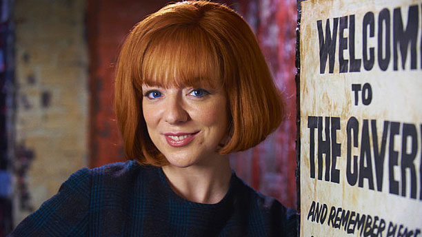 Sheridan Smith as Cilla Black in 'Cilla' (Pic: ITV/Stuart Wood)