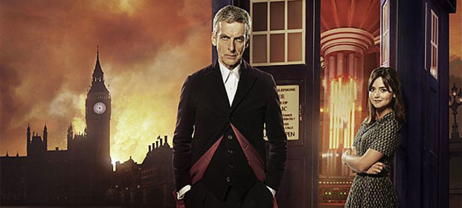 Doctor Who 'Deep Breath'