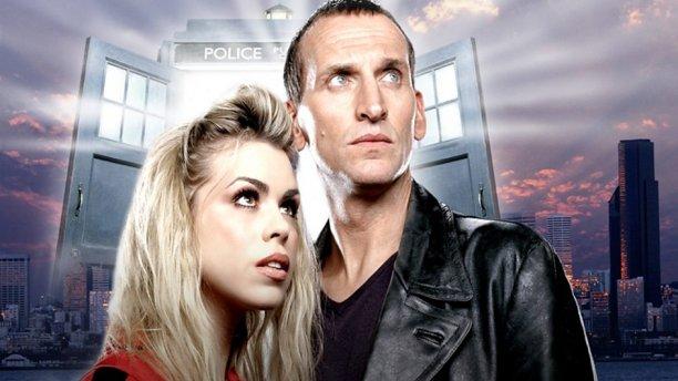 'Doctor Who' Season 1 (Pic: BBC)