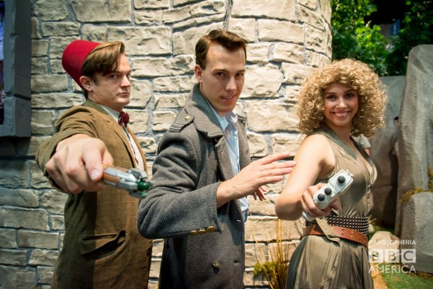 Join fellow Doctor Who fans at the Jacksonville convention.