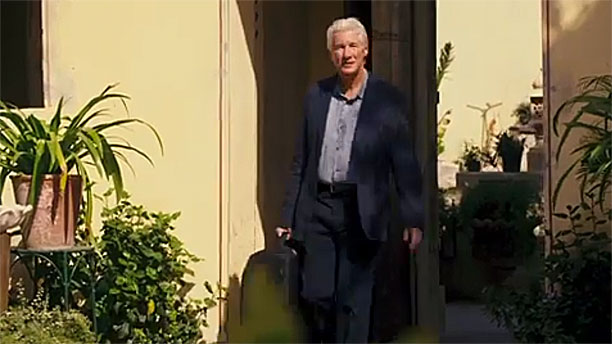 Richard Gere in 'The Second Best Exotic Marigold Hotel' (Pic: Fox Searchlight)