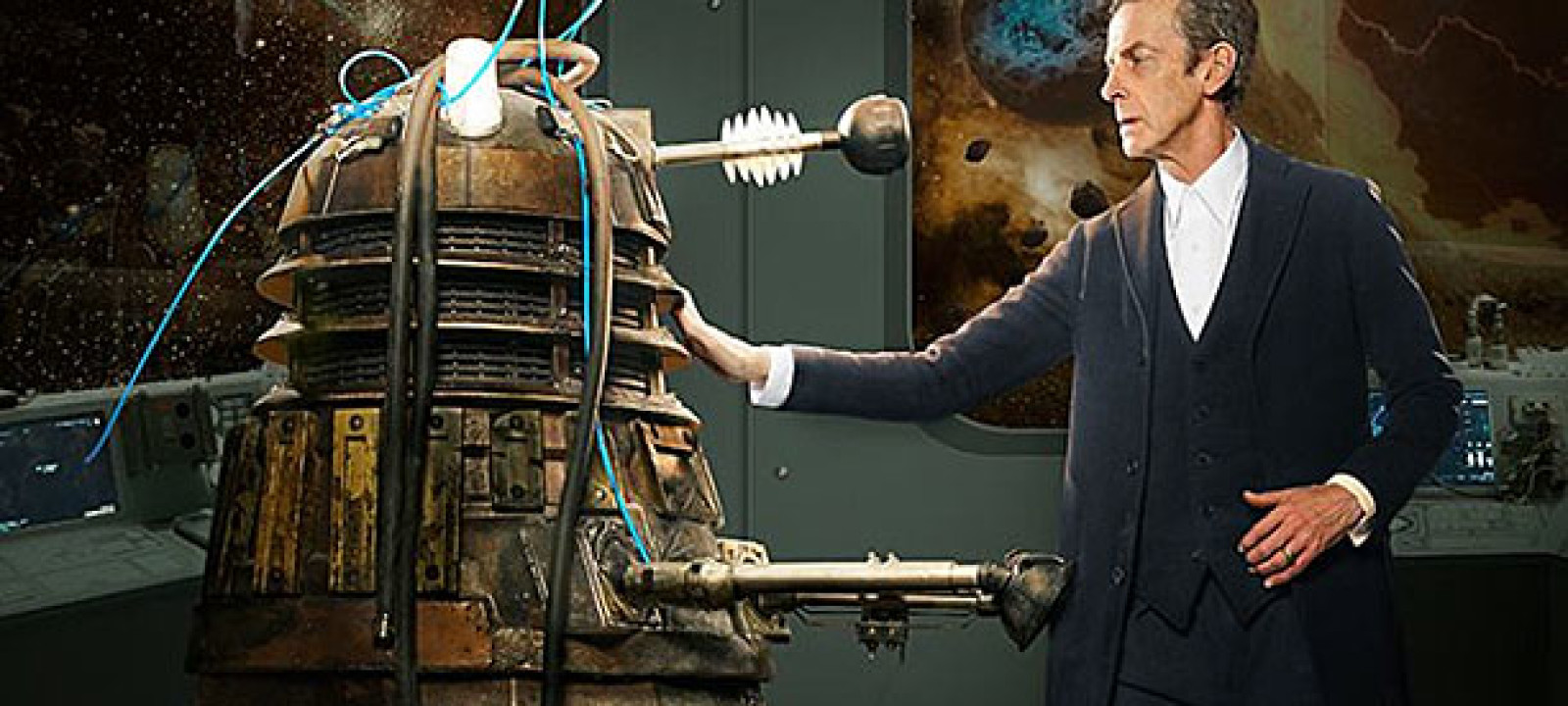 "Doctor Who ""Into The Dalek"""