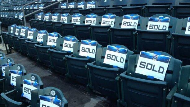 Seats are selling fast at the Armada FC. (JaxArmada/Facebook)