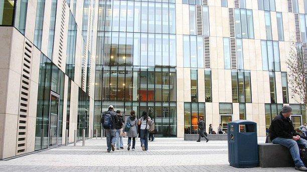 Kingston University welcomes American visiting students. (Kingston University)