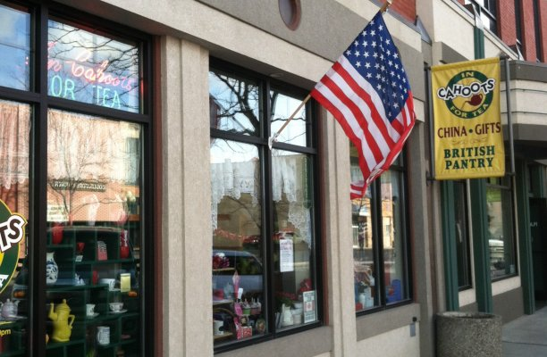 The U.K. and U.S. collide at In Cahoots (Call Great Falls Home)