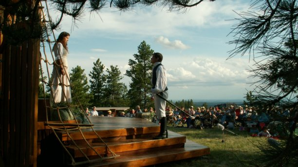 Montana Shakespeare in the Parks perform 'The Tempest'