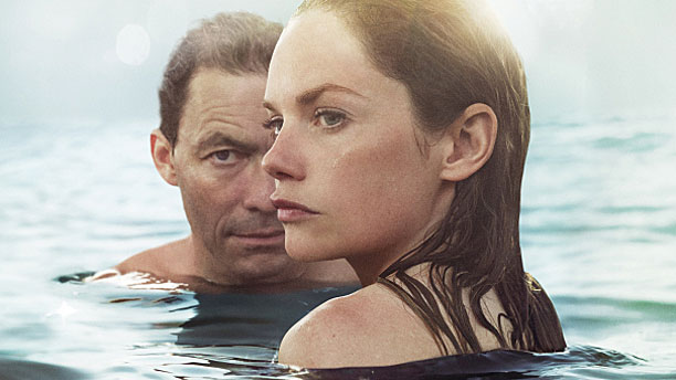 Dominic West and Ruth Wilson in 'The Affair'