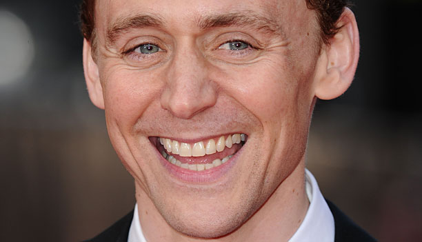 Tom Hiddleston (Pic: Rex Features via AP Images)
