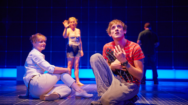 The London production of 'The Curious Incident of the Dog in the Night-Time' (Photo: Brinkhoff Moegenburg)