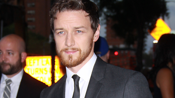 James McAvoy at the screening for 'The Disappearance of Eleanor Rigby.' (Photo: RW/MediaPunch/IPx via AP)