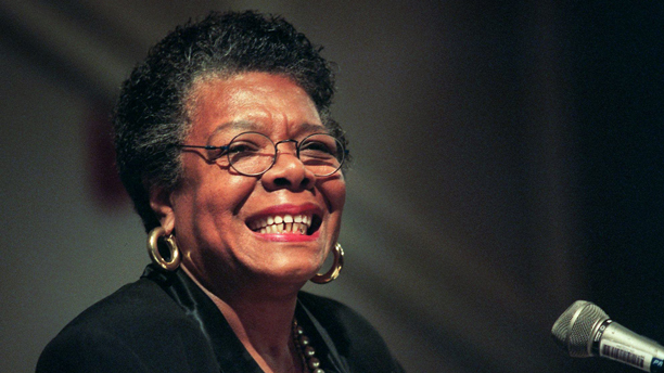 Maya Angelou. (Photo: AP/The Virginian-Pilot, Huy Nguyen)